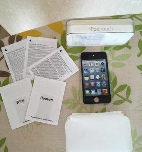 Коробка iPod Touch 4 16gb