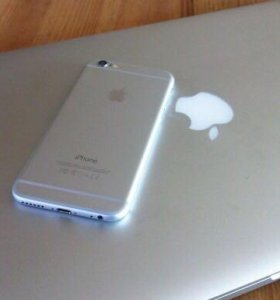 iPhone 6-64 silver