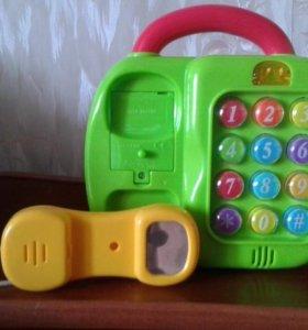 Телефон 2 в 1