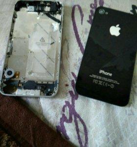 Экран iphone 4s