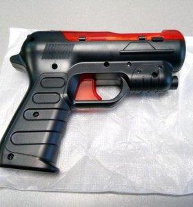 Пистолет-рукоятка для PS3 Move