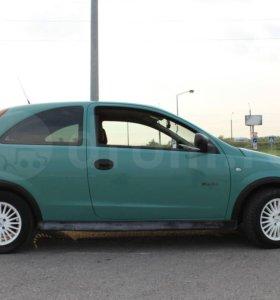 Opel Corsa, 2001 год