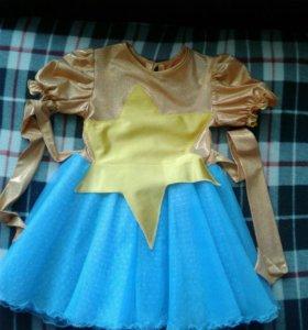 Новогодний костюм звезда
