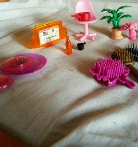 Аксессуары и мелкие вещи для кукол