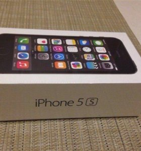 IPhone 5s 64gb новый