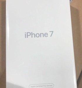 iPhone 7 Новый, запечатанный