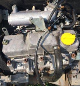 Двигатель с навесным. Торг