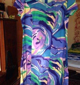 Платья летние 54 размер