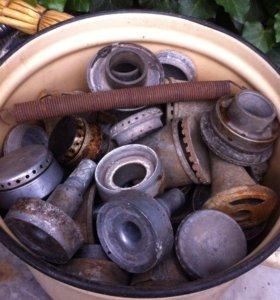 К печькам детали и части для ремонта