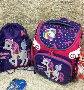 Школьные рюкзаки по низкой цене.вариантов много