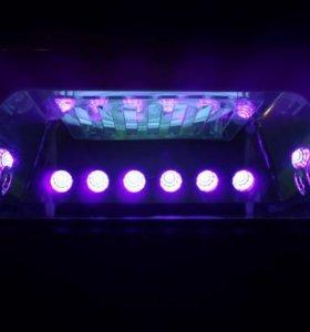 Гибридная ccfl/LED лампа для ногтей 36 W