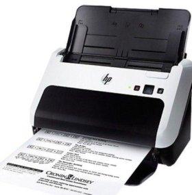 Cканер протяжный HP Scanjet 3000
