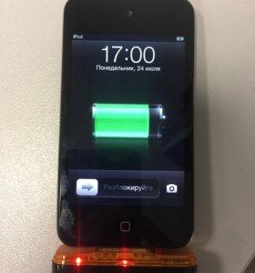 Мини power bank для iPhone 4