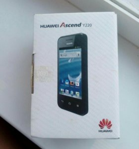 Продам телефон Huawei ascend Y220