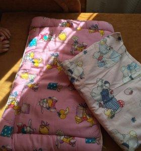Подушечка для малыша