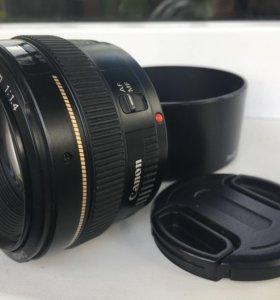 Canon 50mm 1:4
