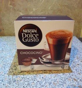 Какао Nescafe Dolche Gusto Chococino в капсулах