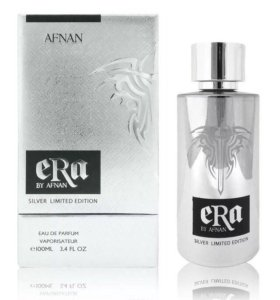 AFNAN ERA SILVER LIMITED EDITION edp (m) 100ml.