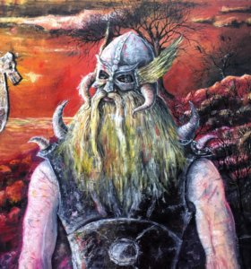 "Картина ""викинг"""