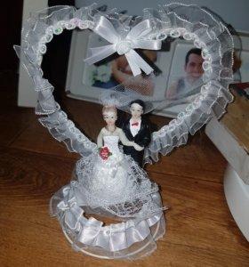 Фигура жениха и невесты