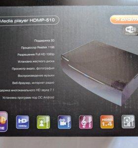 Медиаплеер Digma HDMP-510