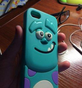 Чехол на iPhone 5/5s!!