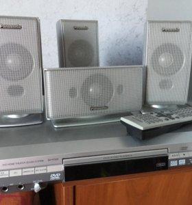 Домашний кинотеатр Panasonic SA-HT520