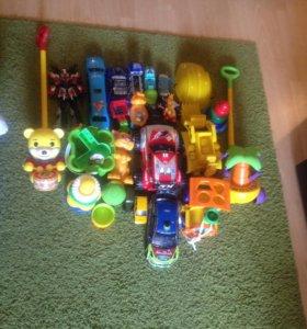 Машинки и Игрушки