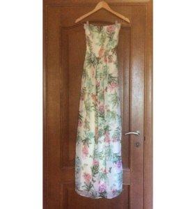 Летнее платье 👗 🔝