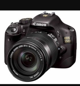 продам фотоаппарат Canon 550D