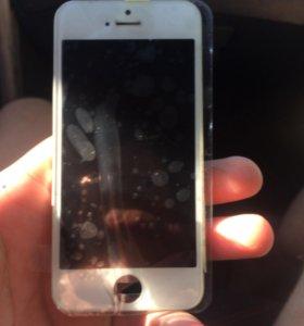 Модуль на iPhone 5s