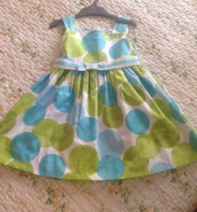 Платье новое. Фирма Mayoral.