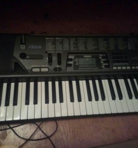 Синтезатор Casio CTK-700