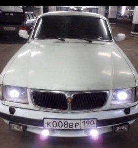 ЗАПЧАСТИ НА ГАЗ-3110,РАЗБОР