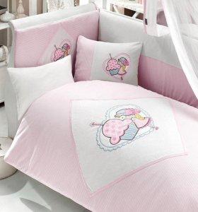 Комплект в детскую кроватку