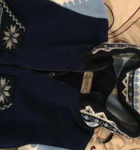 Кофта и куртка gap и жаккрд