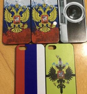 Чехлы на iPhone 5-5s-SE