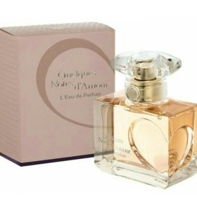 Yves rocher (QUELQUES NOTES D'AMOUR) 50ml