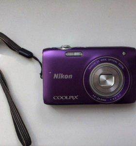 Nikon Coolpix S3100 14.1 мегапикселей