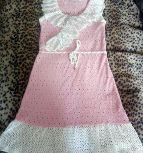 Платье 134-140