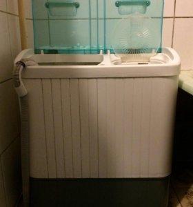 Стиральная машинка (полуавтомат)