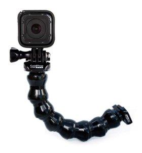 Гибкое шарнирное крепление для экшн-камер GoPro