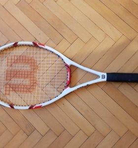 Теннисная ракетка Wilson (для взрослых)