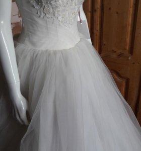 Свадебное платье. (НОВОЕ!!!)