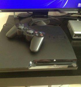 PlayStation 3 160gb прошитая