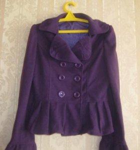 пальто ,дубленка