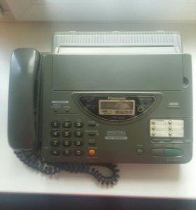 Телефон-факс Panasonic KX-F 800