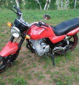 Продам мотоцикл Sonic