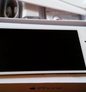 IPhone 6 16 gb Gold, новый айфон