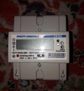Электросчетчик 2-х тарифный
